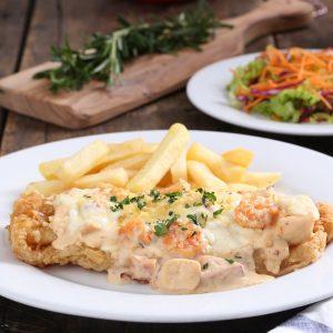Filete de pescado El Rancherito